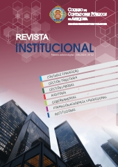 Revista Institucional - ABRIL 2019